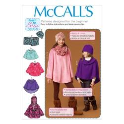 Wykrój McCall's M7012