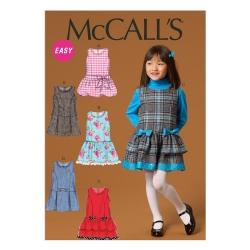 Wykrój McCall's M7008