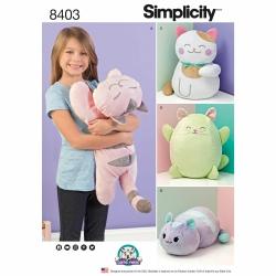 Wykrój Simplicity 8403