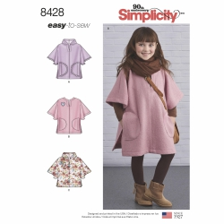 Wykrój Simplicity 8428
