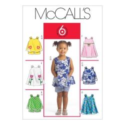 Wykrój McCall's M5416