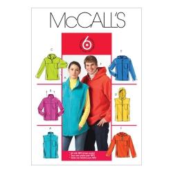Wykrój McCall's M5252