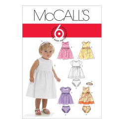 Wykrój McCall's M6015