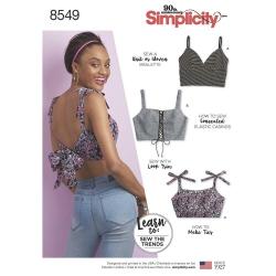 Wykrój Simplicity 8549