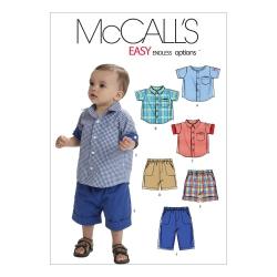 Wykrój McCall's M6016