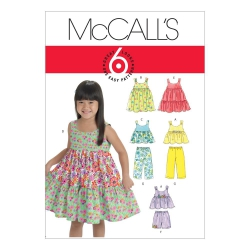 Wykrój McCall's M6017