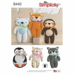 Wykrój Simplicity 8440
