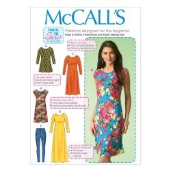 Wykrój McCall's M7122