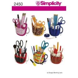 Wykrój Simplicity 2450