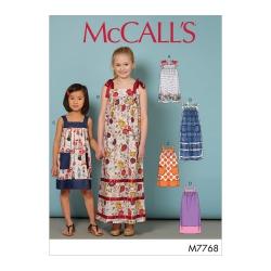 Wykrój McCall's M7768