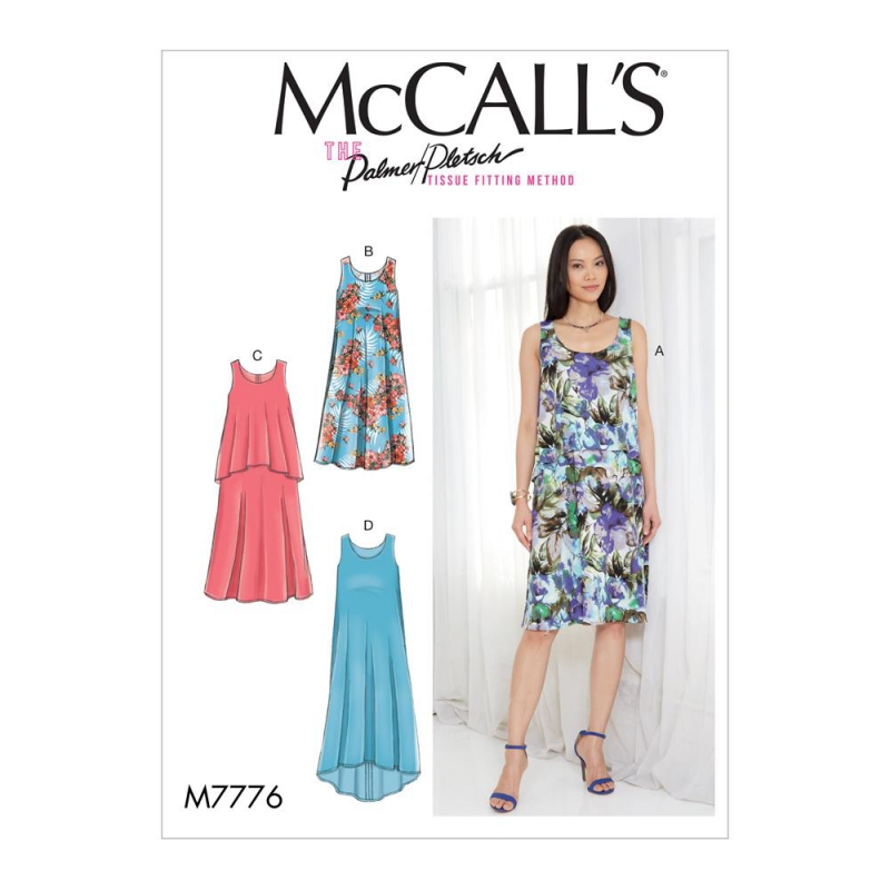 Wykrój McCall's M7776