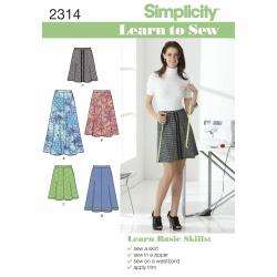 Wykrój Simplicity 2314