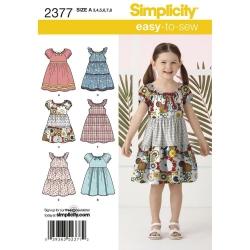 Wykrój Simplicity 2377
