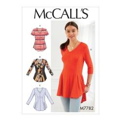 Wykrój McCall's M7782