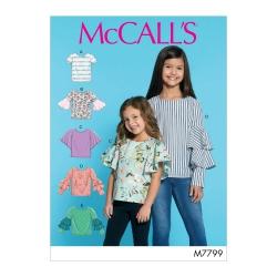Wykrój McCall's M7799