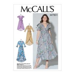 Wykrój McCall's M7801