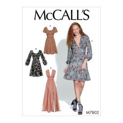 Wykrój McCall's M7802
