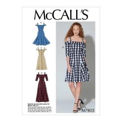 Wykrój McCall's M6051