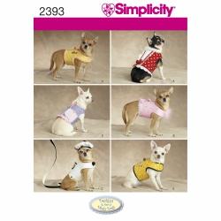 Wykrój Simplicity 2393