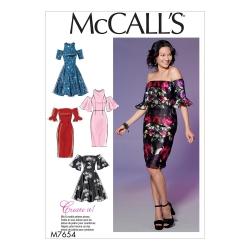 Wykrój McCall's M7654