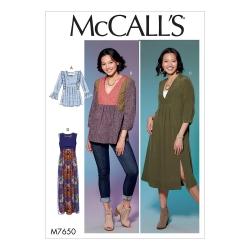 Wykrój McCall's M7650