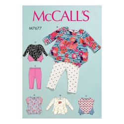 Wykrój McCall's M7677