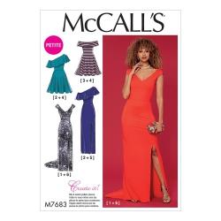 Wykrój McCall's M7683