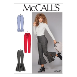 Wykrój McCall's M7690