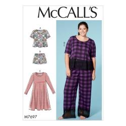 Wykrój McCall's M7697