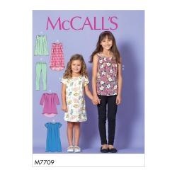 Wykrój McCall's M7709
