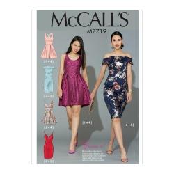 Wykrój McCall's M7719