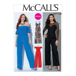 Wykrój McCall's M7728