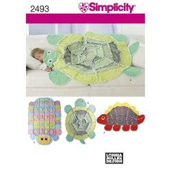 Wykrój Simplicity 2493