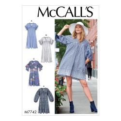 Wykrój McCall's M7742