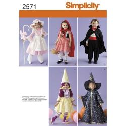 Wykrój Simplicity 2571