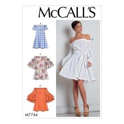 Wykrój McCall's M7744