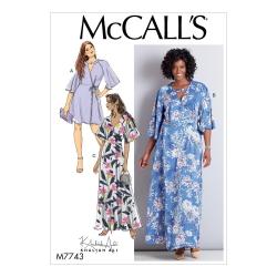 Wykrój McCall's M7743
