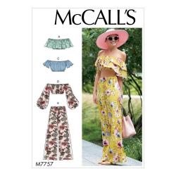 Wykrój McCall's M7658