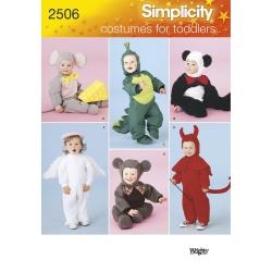 Wykrój Simplicity 2506