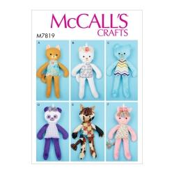 Wykrój McCall's M7819