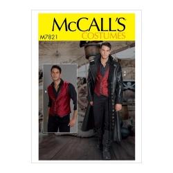 Wykrój McCall's M7821