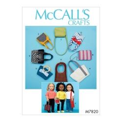Wykrój McCall's M7820