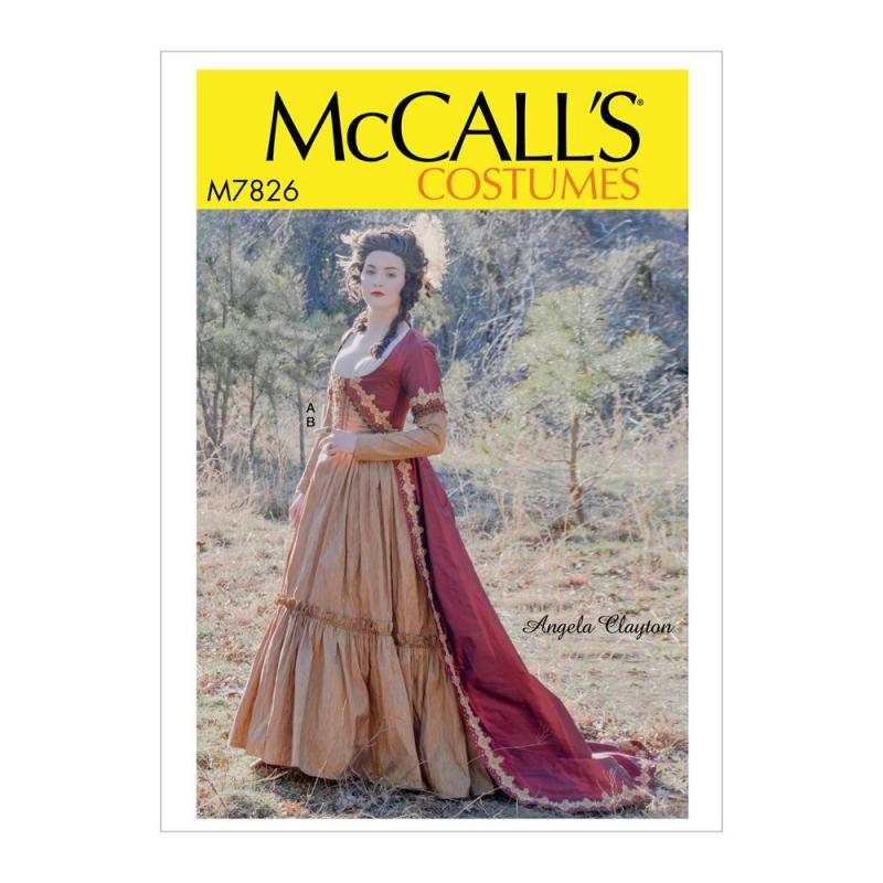 Wykrój McCall's M7826