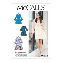 Wykrój McCall's M7832