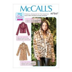 Wykrój McCall's M7847