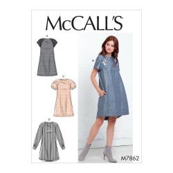 Wykrój McCall's M7862