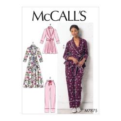 Wykrój McCall's M7875