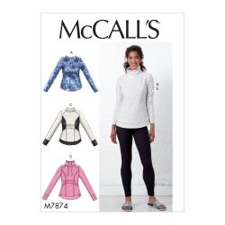 Wykrój McCall's M7874