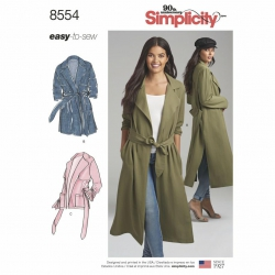 Wykrój Simplicity 8554