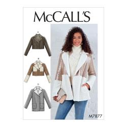 Wykrój McCall's M7877